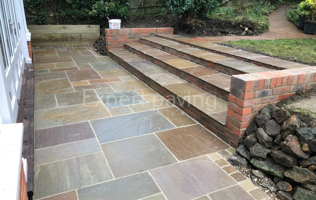 Paving Patios Installation Orpington BR6 BR5
