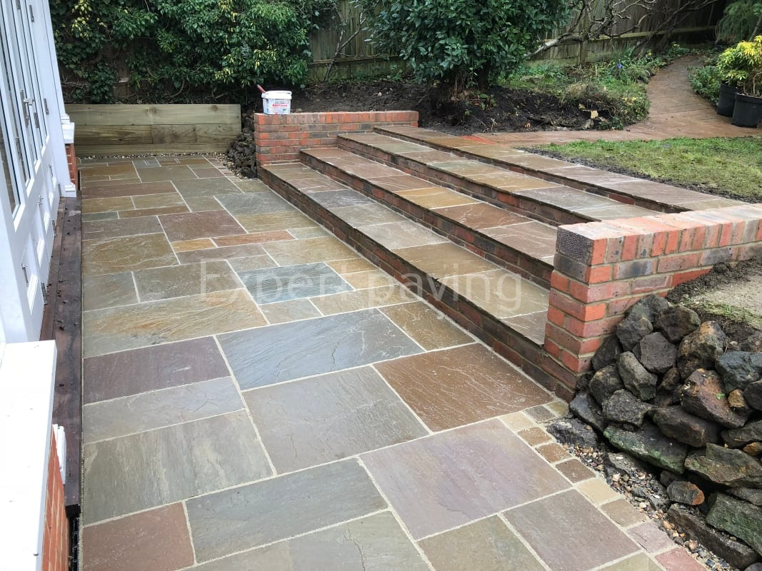 Paving Patio Addiscombe