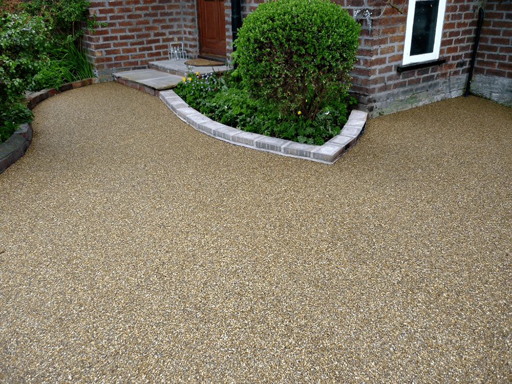 gravel driveways in  croydon